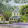 Sundy House In Delray Beach by Donna Walsh