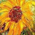 Sunflower by Barbara Pirkle