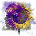 Sunflower Composite by Design Pics Eye Traveller