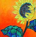 Sunflower by Diane Fine