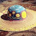 Sunflower Hat by David Sockrider