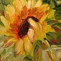 Sunflower Morning by Susan Elizabeth Jones