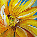 Sunflower by Florentina Maria Popescu