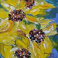 Sunflower Quartet by Judith Rhue