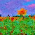 Sunflower Rhapsody by Alice Gipson