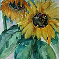 Sunflower - Sold by Christiane Schulze Art And Photography