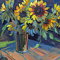 Sunflowers by Diane McClary