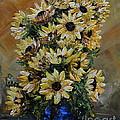 Sunflowers Fantasy by Teresa Wegrzyn