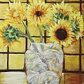 Sunflowers by Michael Crapser