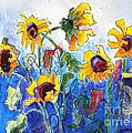 Sunflowers by Priti Lathia