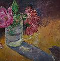 Sunlit Roses by Horacio Prada