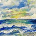 Sunny Day II by Jacalyn Hassler Yurchuck
