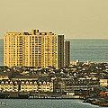 Sunny Day In Atlantic City by Trish Tritz