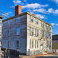 Sunny Day On The Streets Of Salem by Mark E Tisdale