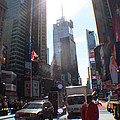 Sunny Days Manhattan by Rogerio Mariani