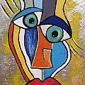 Sunny Face by Artista Elisabet