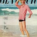 Sunny Harnett On The Cover Of Glamour by Leombruno-Bodi