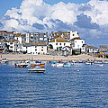 Sunny St Ives by Terri Waters