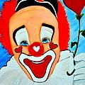 Sunny The Clown......... by Tanya Tanski