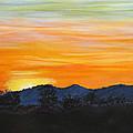 Sunrise - A New Day by Linda Feinberg