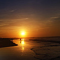 Sunrise At Atlantic City by Bill Cannon