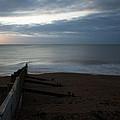 Sunrise At Kingsdown by Ian Middleton