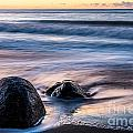 Sunrise At Lucy Vincent Beach by Susan Cole Kelly