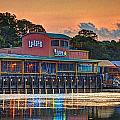 Sunrise At Lulu's by Michael Thomas