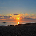 Sunrise At The Shore by Bill Cannon