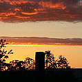 Sunrise At Thornhill by Monroe Payne