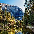 Sunrise At Yosemite by Az Jackson