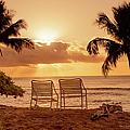 Sunrise Beach by Ramona Murdock