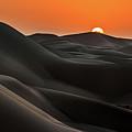 Sunrise Behind The Mountains by Babak Mehrafshar (bob)
