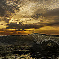 Sunrise Clear Wave  by  Island Sunrise and Sunsets Pieter Jordaan
