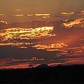 Sunrise Closeup 9-11-2013 by Enaid Silverwolf