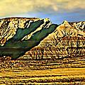 Sunrise Crystal Ridge Death Valley National Park by Bob and Nadine Johnston