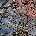Sunrise Ferris Wheel by Jerry Fornarotto