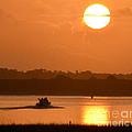 Sunrise Fishing by Kerri Farley