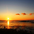 Sunrise From Sachuest by Andrew Pacheco