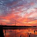 Sunrise Glory by Roger Becker