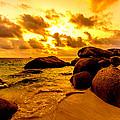 Sunrise In Bintan 2 by Jijo George