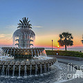 Sunrise In Charleston by Dale Powell