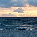 Sunrise In Deerfield Beach by Rafael Salazar