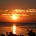 Sunrise In The Bahamas by Katherine White