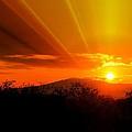 Sunrise From Heaven  by Kimmi Craig