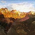 Sunrise In Zion by Margaret Anderson