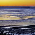 Sunrise Ipswich Bay by David Stone