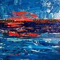 Sunrise by Linda Bright Toth