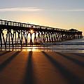 Sunrise Myrtle Beach State Park by Jeffery Akerson