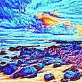 Sunrise Near Poipu Beach by Dominic Piperata